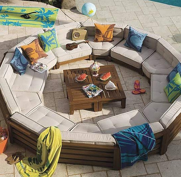 Патио дизайн