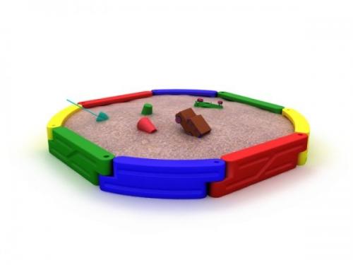 Детские песочницы для дачи (4)