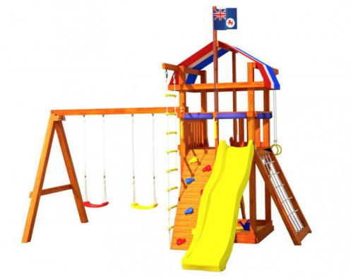Детский городок для дачи (2)