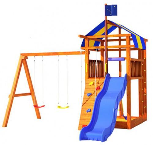 Детский городок для дачи (1)