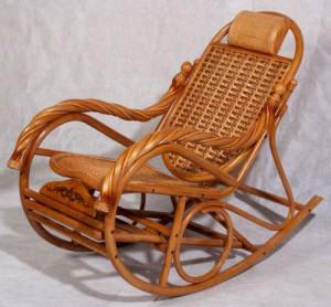 Кресло-качалка для дачи (2)