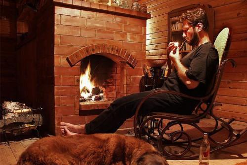 Кресло-качалка для дачи (1)