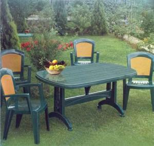 Пластиковая мебель для дачи (1)