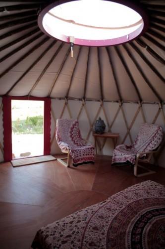 Палатка домик - необычный тент (17)