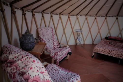 Палатка домик - необычный тент (16)