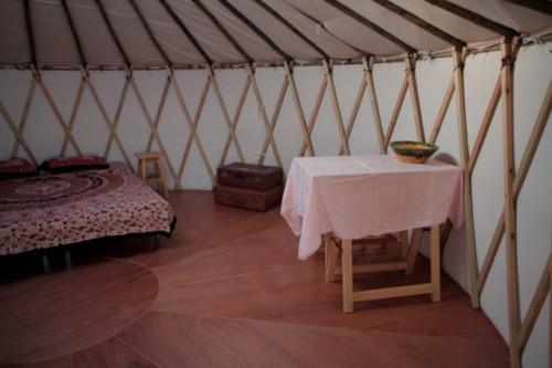 Палатка домик - необычный тент (15)