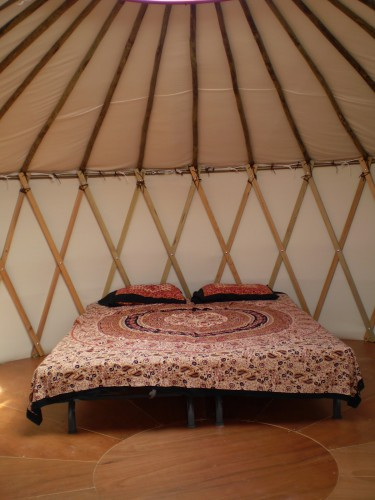 Палатка домик - необычный тент (12)