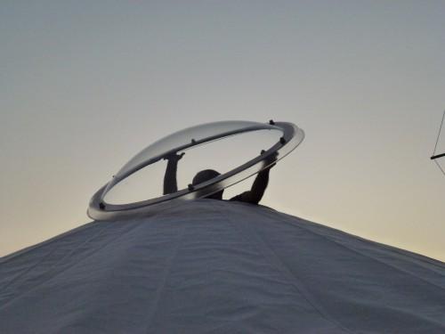 Палатка домик - необычный тент (7)