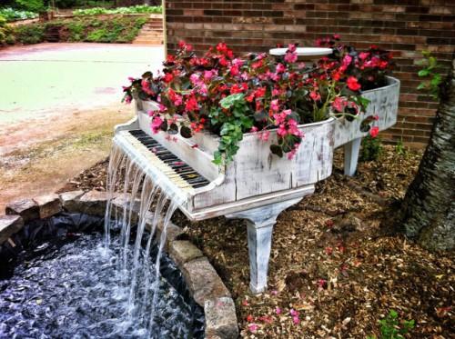 что сделать со старым пианино