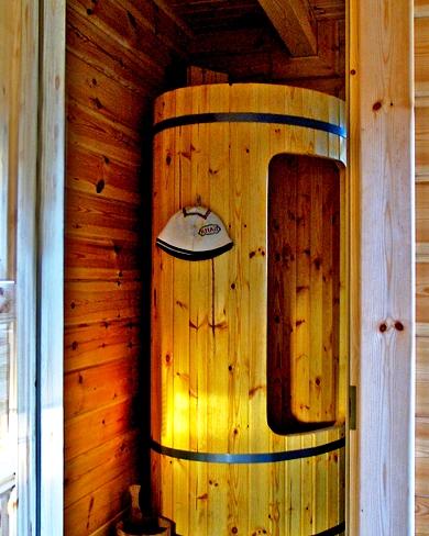 Летний душ своими руками - летний душ для дачи (11)