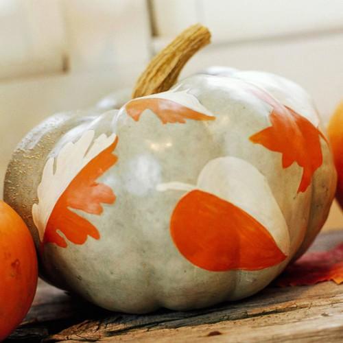 Украшение на Хэллоуин - что сделать из тыквы (12)