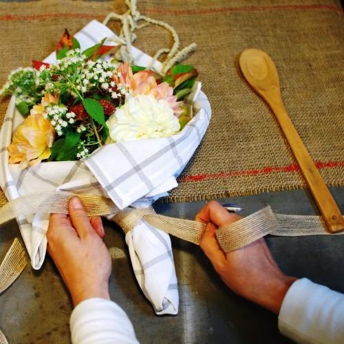 Как делать букеты - как сделать букет из цветов (1)