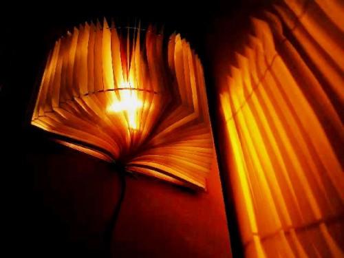 Лампы своими руками - необычная лампа (6)
