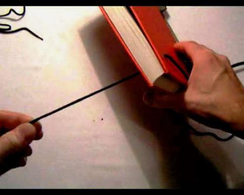 Лампы своими руками - необычная лампа (4)