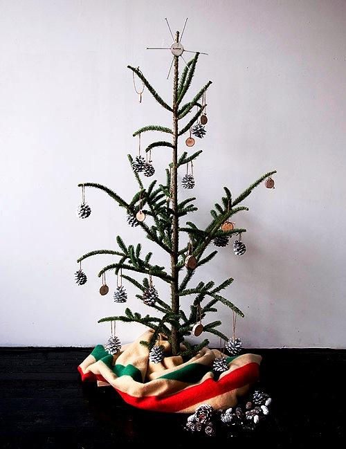 Как украсить елку - самодельные игрушки на елку (3)