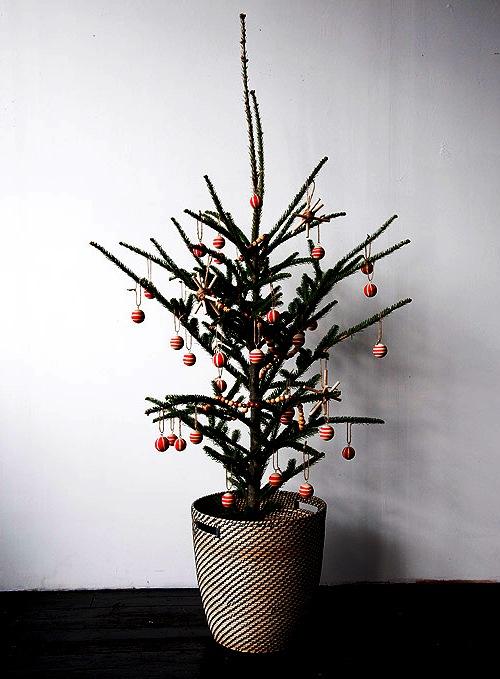 Как украсить елку - самодельные игрушки на елку (6)