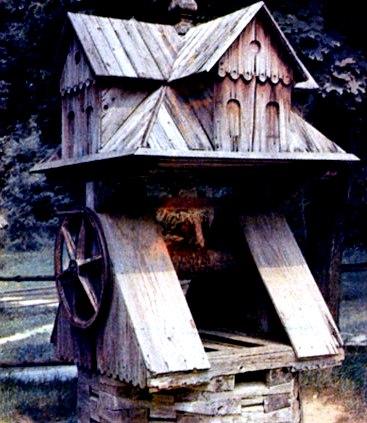 Колодец на даче - колодец своими руками (1)