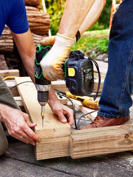 Навес для дров своими руками - как самому сделать навес (3)