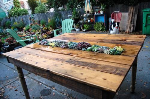 Обеденный стол своими руками - как сделать мебель самому (1)