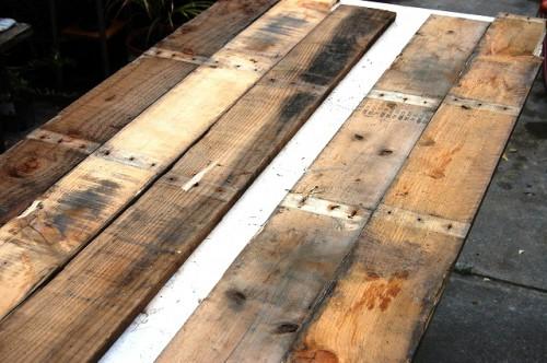 Обеденный стол своими руками - как сделать мебель самому (3)