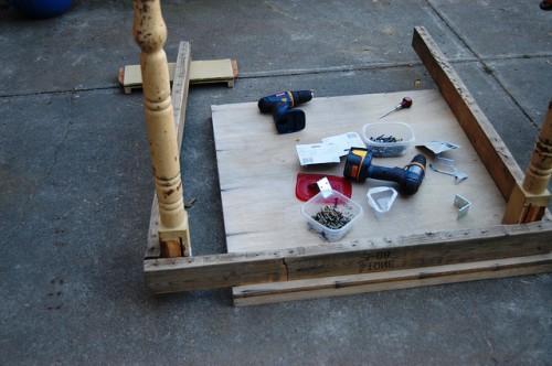 Обеденный стол своими руками - как сделать мебель самому (4)