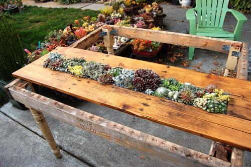 Обеденный стол своими руками - как сделать мебель самому (9)