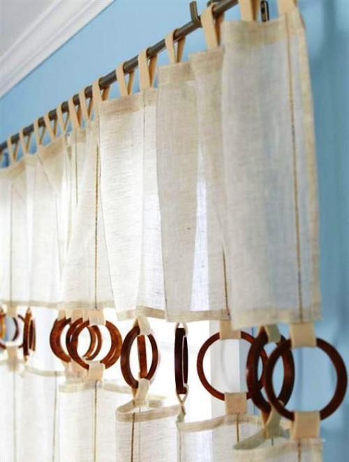 Оформление комнаты своими руками - как украсить спальню (19)