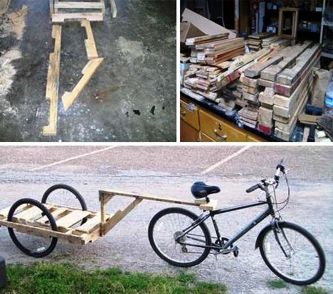 Мебель для дачи своими руками - поделки из поддонов (5)