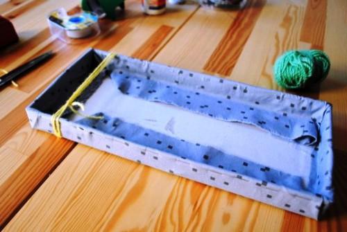Подставка для сережек - держатель своими руками (7)