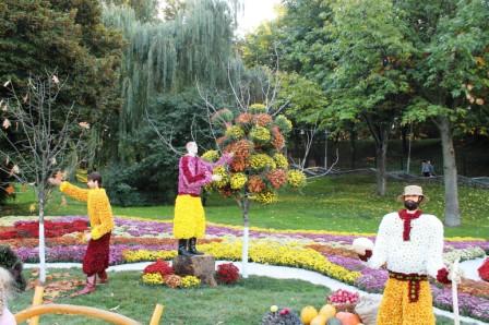 Создание цветников - цветник своими руками (3)
