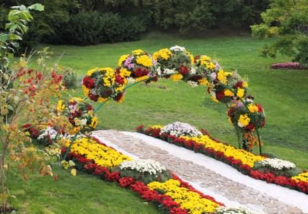 Создание цветников - цветник своими руками (12)