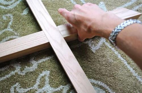 Табуретка своими руками - изготовление табурета (4)