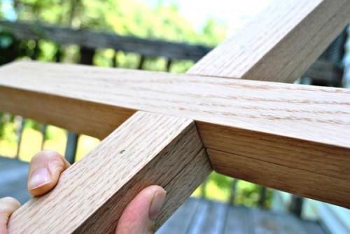 Табуретка своими руками - изготовление табурета (6)
