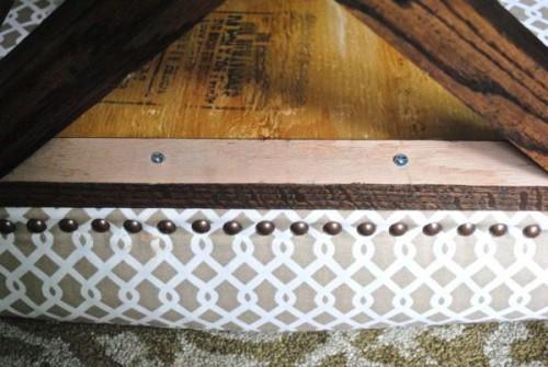 Табуретка своими руками - изготовление табурета (10)