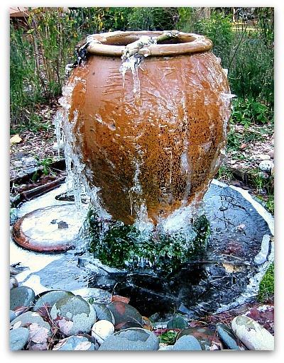Фонтан своими руками - как сделать фонтан (7)