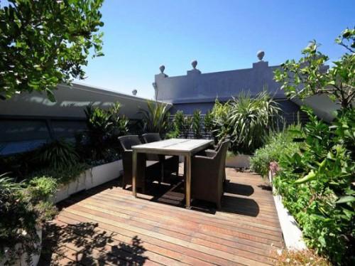 Дизайн дворика - сделать патио (5)
