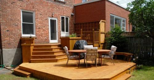 Дизайн дворика - сделать патио (17)
