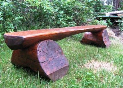 Как сделать лавочку своими руками - поделки из дерева своими руками (35)