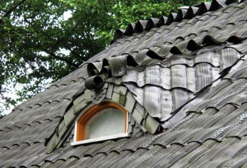 Как украсить двор - поделки из покрышек своими руками (23)