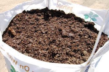Органические удобрения - хранение навоза (5)