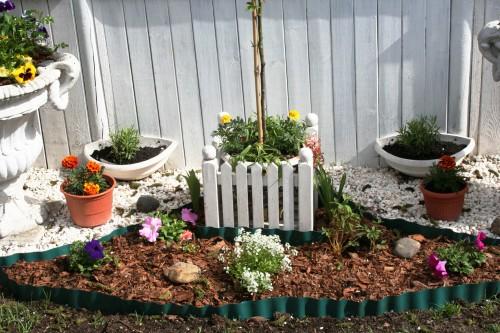 Рабатка - фото цветников (13)