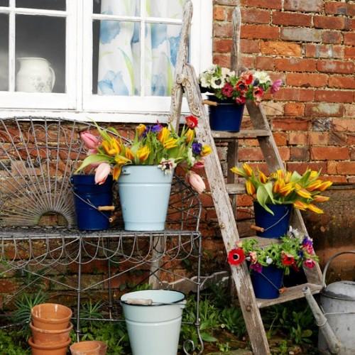 Оформление садов - винтажный стиль (3)