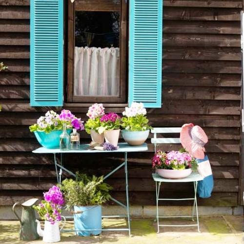 Оформление садов - винтажный стиль (5)