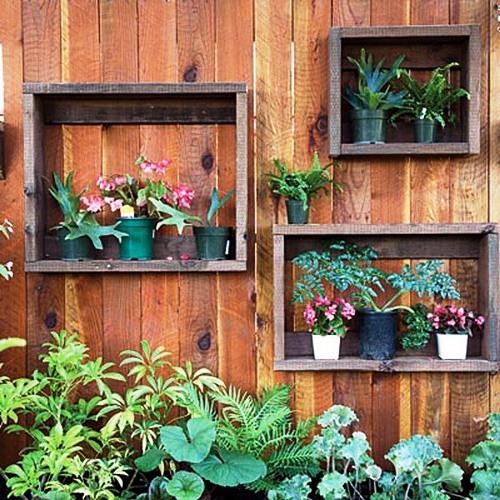 Оформление садов - винтажный стиль (35)