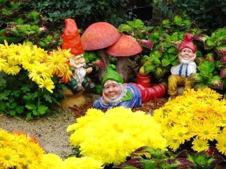 Фигуры для сада - рекомендации и фото (3)
