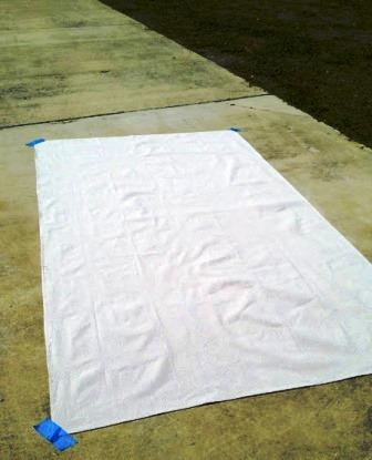 Как сделать коврик (5)