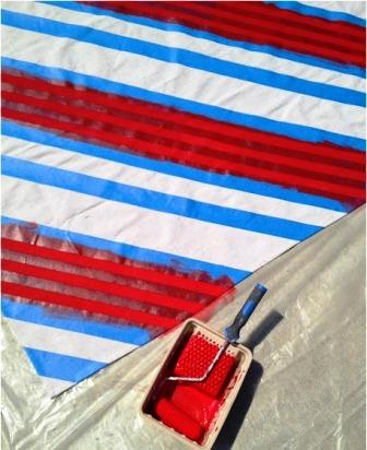 Как сделать коврик (8)