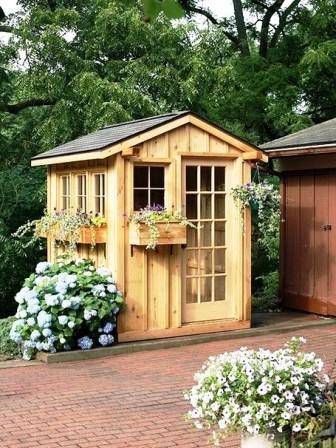 Проекты дачных домов из разных материалов (2)