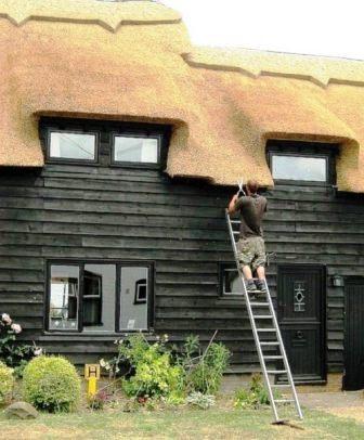 Крыши из соломы (5)