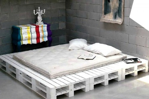 Мебель из поддонов (2)